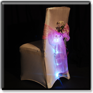 Party Lights Chair
