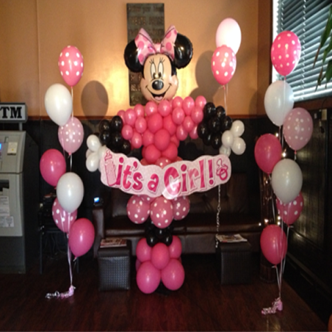 Balloon Arch Sample 4