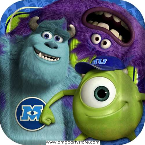 Party Supplies Monsters Inc