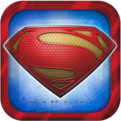 Party Supplies Superman