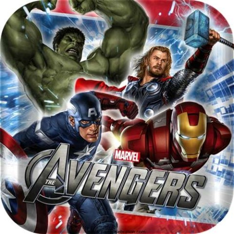 Party Supplies Avengers
