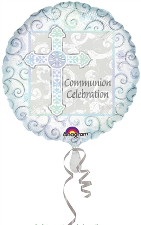 Balloons Communion