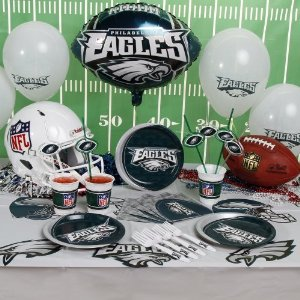 Party Supplies Eagles