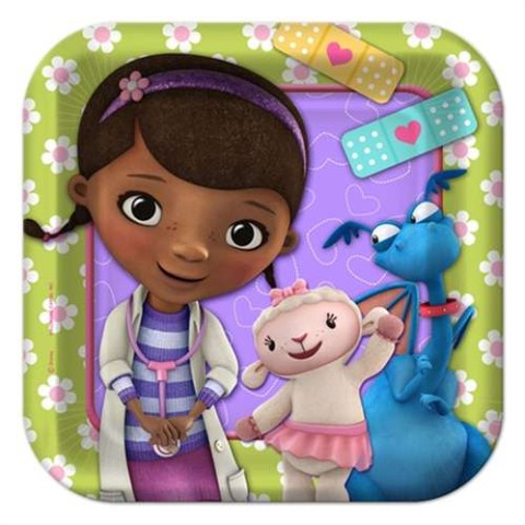Party Supplies Doc McStuffins