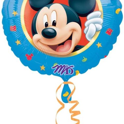 Balloons Mickey Mouse