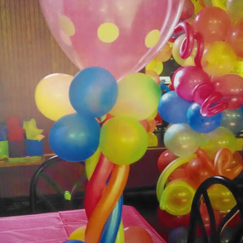 Balloon Bouquet Sample 7