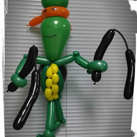 Balloon Figure 1