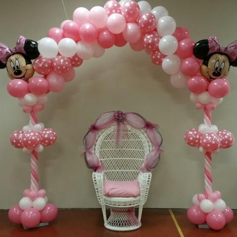 Balloon Arch Sample 11