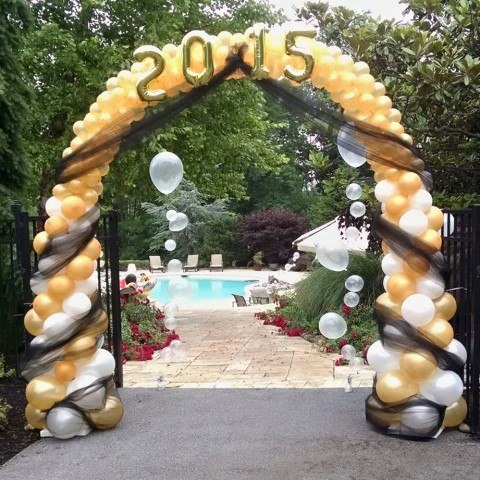 Balloon Arch Sample 2