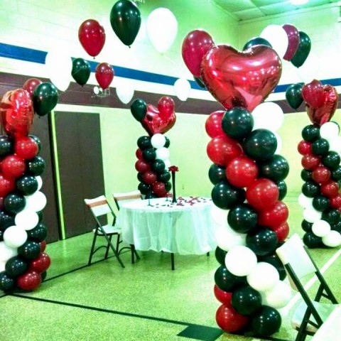 Balloon Arch Sample 10