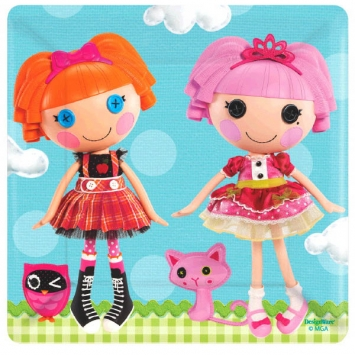 Party Supplies Lalaloopsy